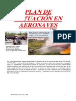 Plan de Actuación en Aeronaves (2ª Parte)