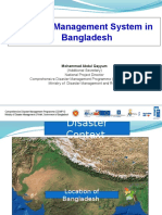 16.07 DM System in Bangladesh