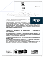 ANEXO DECRETO 062