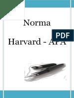 El Estilo Del Harvard APA