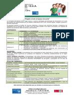 Folleto Seminario Decreto N°83  DUA 19 marzo 2016