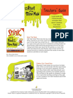 Stink & The Attack of the Slime Mold Teachers' Guide