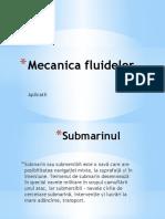 Mecanica fluidelor