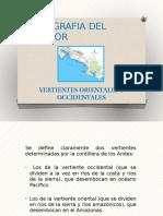 HIDROGRAFIA DEL ECUADOR - Vertientes occidentales.pptx - Maria Elena Guerrero Salazar