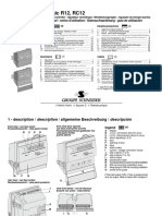 Manual Varlogic r12