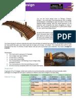 2015 task sheet bridge design