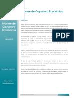 Informe de Coyuntura Económica - Febrero 2016