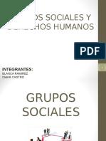 Exposicion Grupos Sociales y Derechos Humanos