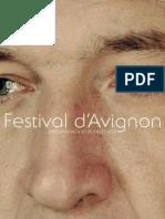 Programme du Festival d'Avignon 2008