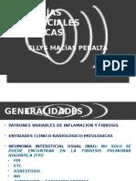 Neumonías Intersticiales Idiopáticas - Ellys Macías Peralta