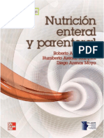 Nutrición Enteral y Parenteral