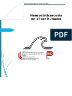 Neurocisticercosis Proyecto de Word Stephania