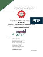 Proyectos de Investigacion de Truchas