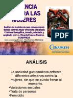 Conferencia Violencia Contra Las Mujeres 140416204009 Phpapp02