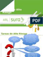 2014 ARL Sura Tareas de Alto Riesgo