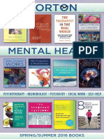 Norton Mental Health Spring 2016 catalog