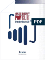 Applied Microsoft Power BI - Teo Lachev.epub