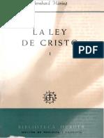Haring, Bernhard - La Ley de Cristo 01
