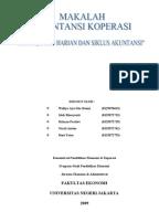 Contoh jurnal keuangan perusahaan dagang