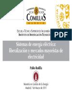 04_080311 SEE_Liberalización y Mercados Mayoristas v1.0_ Rodilla [Modo de Compatibilidad]