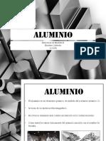 Aluminio - Sharlene Calderón 12-0094