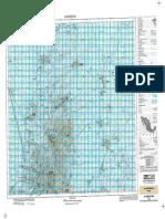 carta topografica del estado de zacatecas