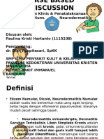 Perbedaan Neurodermatitis dan Dermatitis Numularis