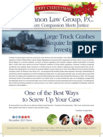 Shannon Law Group Newsletter, December 2015