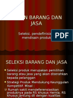 3. Service and Product Design