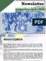 Newsletter Semester 2, 2015