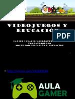4 Videojuegos y EducaciÓn