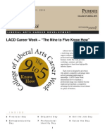 LACD Bi-Weekly Newsletter - April 7th