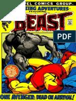 Amazing Adventures 12 the Beast