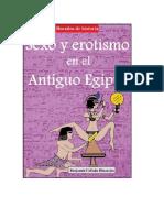 Collado Hinarejos Benjamin - Sexo Y Erotismo en El Antiguo Egipto