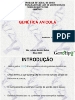 Genética Avícola