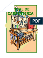 Manual de carpinteria- Por Francisco Aiello