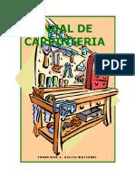 Manual de carpinteria- Por Francisco Aiello