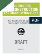 2009v2.2NC ACP Doc Guide Outside US
