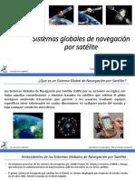 Sistemas Globales de Navegación Por Satélite