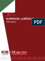 Bibliografia Jurídica para concursos