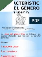 Amazonas Características Del Género Lírico