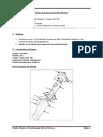 Informe  excavadora hidraulica