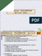 Desarrollo Psicomotor Cpr Enero 2010 - Jose Acebedo