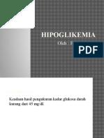 HIPOGLIKEMIA ppt