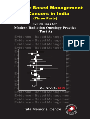 Tata Evidence Based Medicine - Modern Radiation Oncology