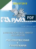 ponencia tratamiento psicomotriz
