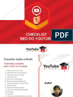 Check List SEO Youtube 2