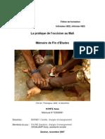 fr Excision au  Mali Assa Konte