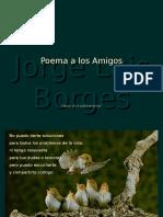 Poema a los Amigos