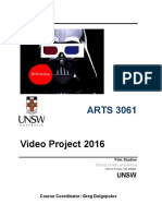 arts3061 2016 course outline